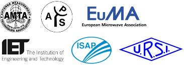 AMTA, the IEEE Antennas and Propagation Society, the European Microwave Association, the Institution of Engineering and Technology, ISAP and URSI